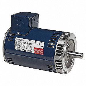 MOTOR,2 HP,1740 RPM,208-230/460V