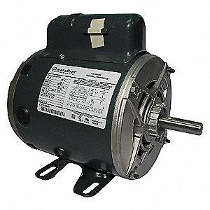 AIRCOMPR MOTOR,CS,1/2HP 115/230