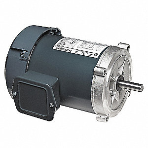MOTOR,1/2 HP,3450 RPM,208-230/460V