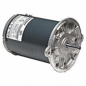 AUGER MOTOR,1 HP,RPM 1725,115/230V