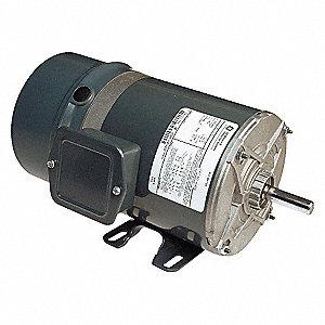 BRAKE MOTOR,1/2 HP,1140,230/460 V