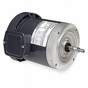 PUMP MOTOR,1/2 HP,1725,208-230/460