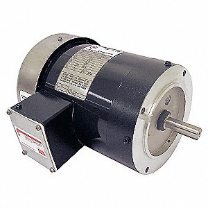 PUMP MOTOR,3-PH,1 HP,1725,230/460