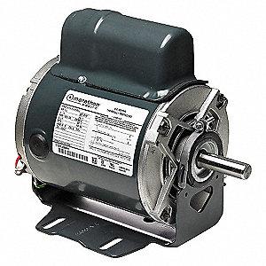 INSTANT REV MOTOR,1/3 HP,1625 RPM