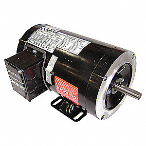 VECTOR MOTOR,3 LB-FT,1 HP,230/460 V