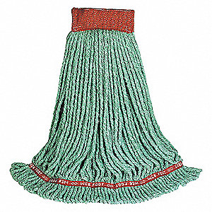 MOP WET GREEN 5IN GRN BAND