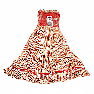 WET MOP,ANTIMICROBIAL,MEDIUM,RED