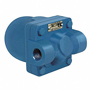 Steam Trap, 145 psi, 1380 Lbs/Hr,Max. Temp. 450°F