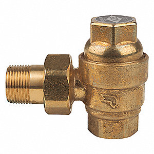 Steam Valve,Size 3/4 In.,Threaded