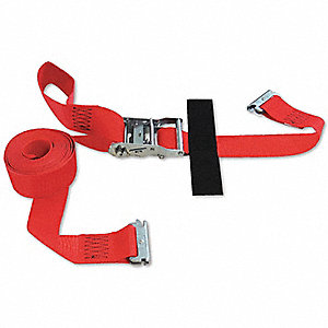 Logistic Ratchet Strap,16 ft.,1467 lb.