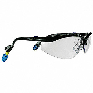 Clear Scratch-Resistant Bifocal Reading Glasses, +2.0 Diopter