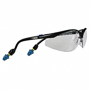 Standard Eyewear Scratch-Resistant Safety Glasses, Indoor/Outdoor Lens Color