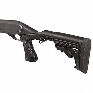 Adjustable Stock,Fits Mossberg 12 Gauge