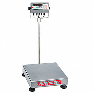 250kg/500 lb. Digital LCD Platform Bench Scale