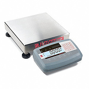 25 lb. Digital LCD Compact Bench Scale