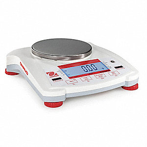 11 lb. Digital LCD Compact Bench Scale