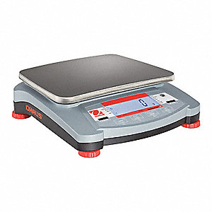 6.4 lb. Digital LCD Compact Bench Scale