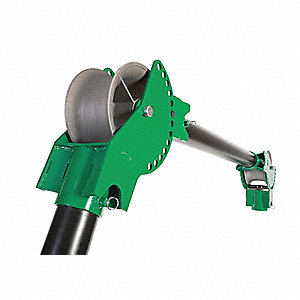 Mobile Versi Boom; For Use With: Greenlee Cable Pullers