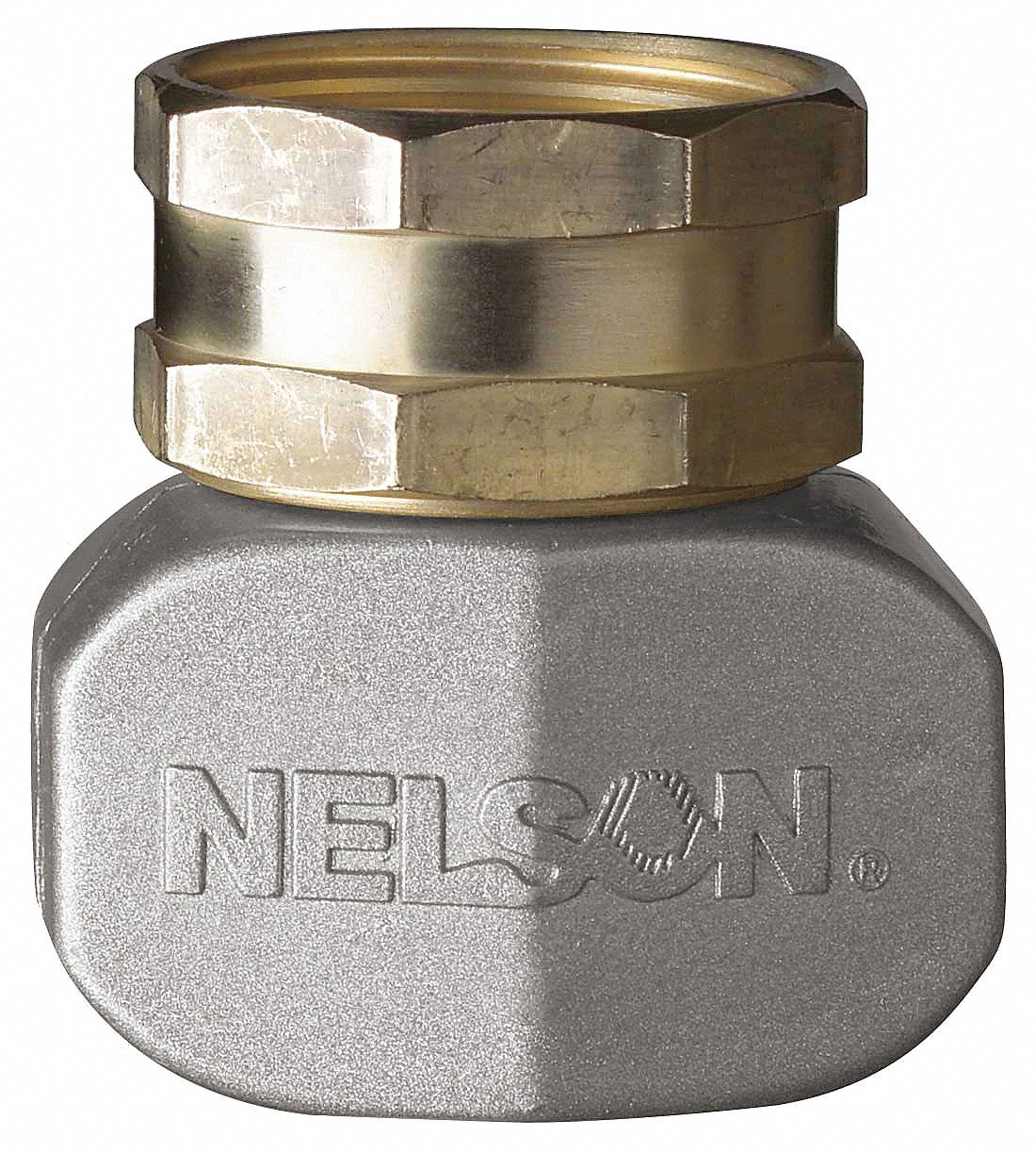 NELSON BrassMetal Hose End Repair Kit 58 to 34 GHT