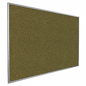 Bulletin Board,Green,Splash Cork,48x120