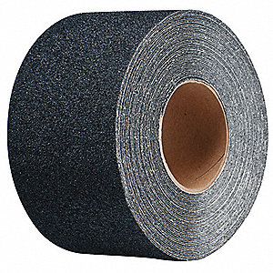 Anti-Slip Tape,Black,4 in x 60 ft.