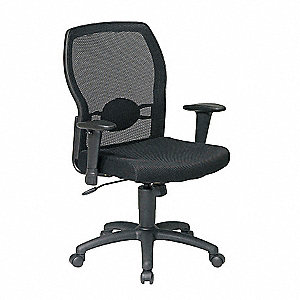 "Work Smart Mesh Mesh Chair, 44"" Overall Height"