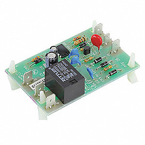 Heat Delay Relay Kit
