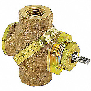 "Valve, 1/2"", Steam, Stem-Up to Close, 0.4gpm"