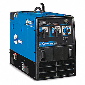 Engine Driven Welder, Bobcat 250 EFI Series, 12,000W, Kohler, Gas