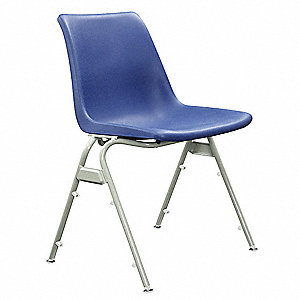 Stack Chair,Blue