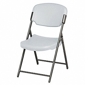 Folding Chair, Platinum
