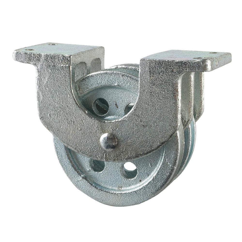 PEERLESS Double Pulley Block, Wire Rope - 16A369|3-120-26-86- - Grainger