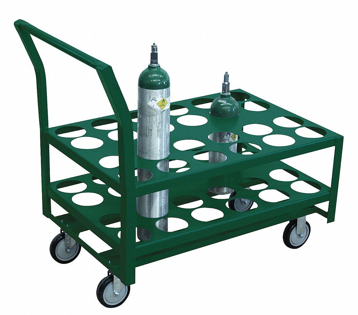 Medical Cylinder Carts