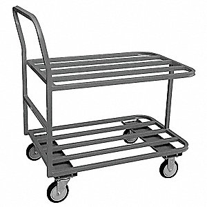 Tubular Frame Cart,1400 lb.,50 In.L