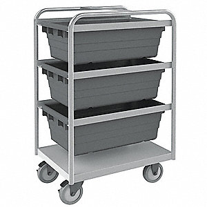 Tub Rack, 300 lb. Load Capacity