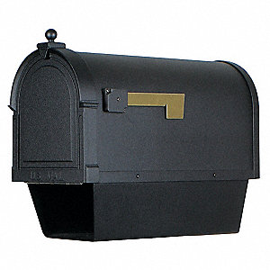 Berkshire Mailbox,Black