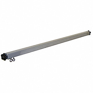 Tool Suspension Frame,60W x 1-5/8D,Gray