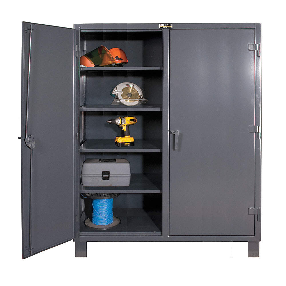 Zoom Out/Reset Put photo at full zoom u0026 then double click.  sc 1 st  Grainger & DURHAM Heavy Duty Storage Cabinet Gray 78