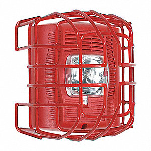 9-GA WIRE CAGE PROTECTS HORN/STROBE
