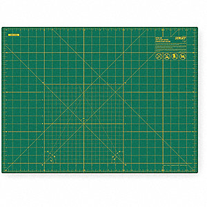 MAT ROTARY GREEN 18IN X 24IN