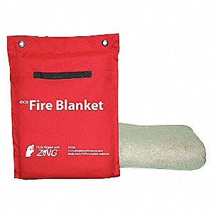 FIRE BLANKET,ECO-FRIENDLY,60X96 IN