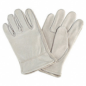 DRIVERS GLOVES,COWHIDE,M,PALOMINO,P