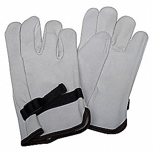 ELECTRICAL GLOVE PROTECTOR,11,GRAY,