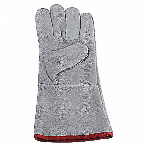 LEFT HAND ONLY WELDING GLOVE,14IN.,