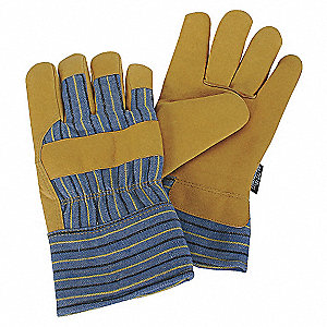 COLD PROTECTION GLOVES,L,GOLD YELLO