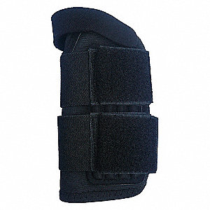 WRIST SUPPORT AMBIDEXTROUS BLACK S