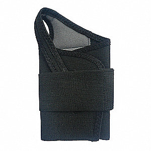 WRIST SUPPORT RIGHT BLACK S
