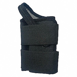 WRIST SUPPORT RIGHT BLACK M