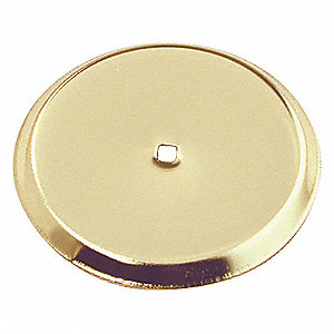 BACK PLATE,ROUND,PK 5