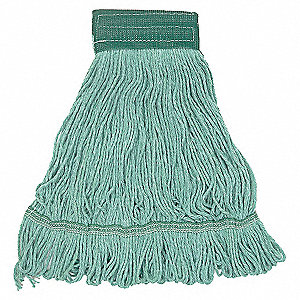 WET MOP,ANTIMICROBIAL,MEDIUM,GREEN